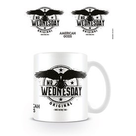 American Gods Mr Wednesday - Mug