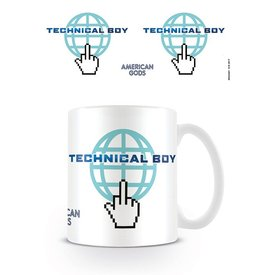 American Gods Technical Boy - Mug