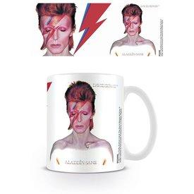 David Bowie Aladdin Sane - Mok
