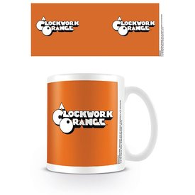Clockwork Orange Logo - Mug