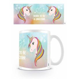 Unicorns Face - Mug