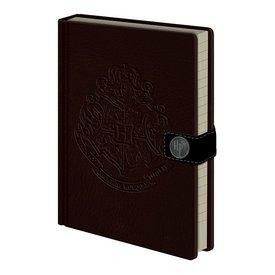 Harry potter - Hogwarts Crest Cahier de note A5 premium