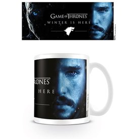 Game of Thrones Winter is Here Jon  - Mug