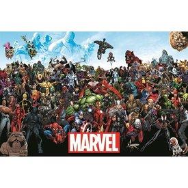 Marvel Universe - Maxi Poster