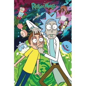 Rick and  Morty Watch  - Maxi poster