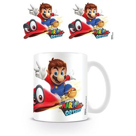 Super Mario Odyssey Cappy Throw - Mug