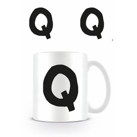 Alphabet Mug Lettre Q