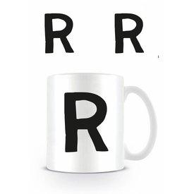 Alphabet Mug Lettre R