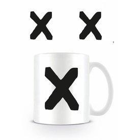 Alphabet Mug Lettre X