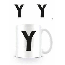 Alphabet Mug Letter Y