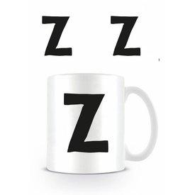 Alphabet Mug Letter Z