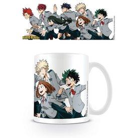 My Hero Academia School Dash - Mug
