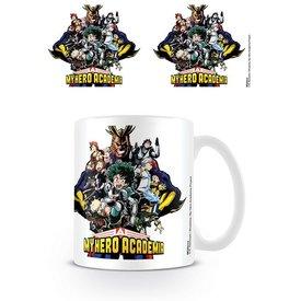 My Hero Academia  Character Burst - Mug