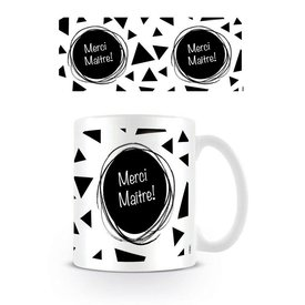 Merci Maître - Mug