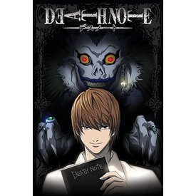 Death Note From The Shadows - Maxi Poster