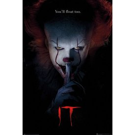 IT PennyWise Hush - Maxi Poster