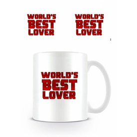 World's Best Lover - Mug