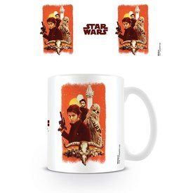 Solo: A Star Wars Story Friends and Enemies - Mug