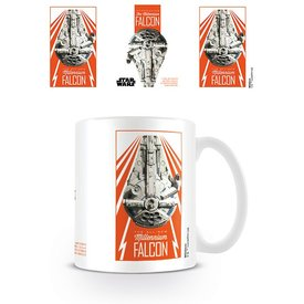 Solo: A Star Wars Story The All New Millenium Falcon - Mug