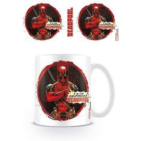 Deadpool Insufferable - Mug