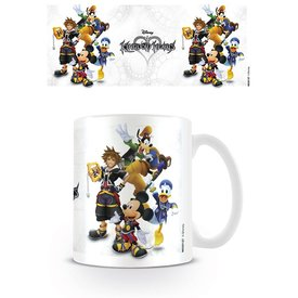 Kingdom Hearts Group - Mug