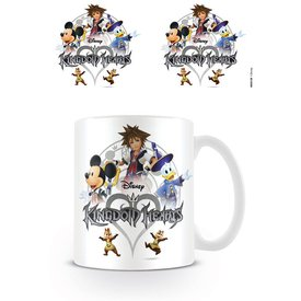 Kingdom Hearts Logo - Mug