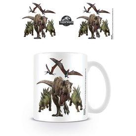 Jurassic World Fallen Kingdom Dino Rampage - Mok