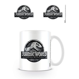 Jurassic World Fallen Kingdom Logo - Mug