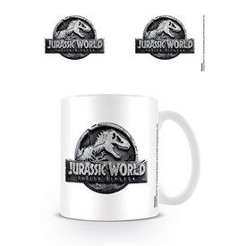 Jurassic World Fallen Kingdom Logo - Mug