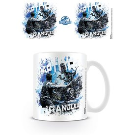 Jurassic World Fallen Kingdom Raptor Wrangler - Mug