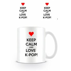 Keep Calm and Love K-Pop - Mok