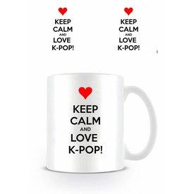 Keep Calm and Love K-Pop - Mug