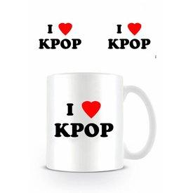 I Love Kpop - Mug