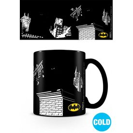 DC Comics Batman Shadows - Heat Changing Mug