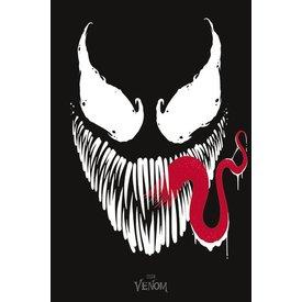 Venom Face - Maxi Poster