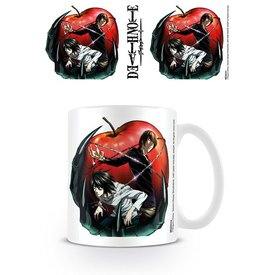 Death Note Apple Mug
