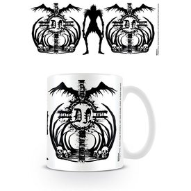 Death Note Shinigami Trail Mug