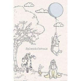 Winnie the Pooh Splendiferous - Maxi Poster