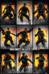 Products tagged with Black Ops Poster