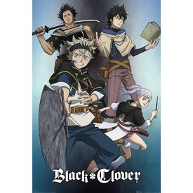 Black Clover Magic - Maxi Poster