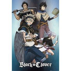 Black Clover Magic - Maxi Poster