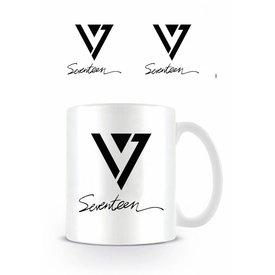 Seventeen Logo - Mug