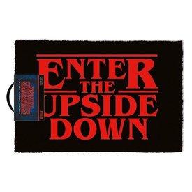 Stranger Things Enter The Upside Down - Deurmat