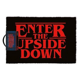 Stranger Things Enter The Upside Down - Doormat