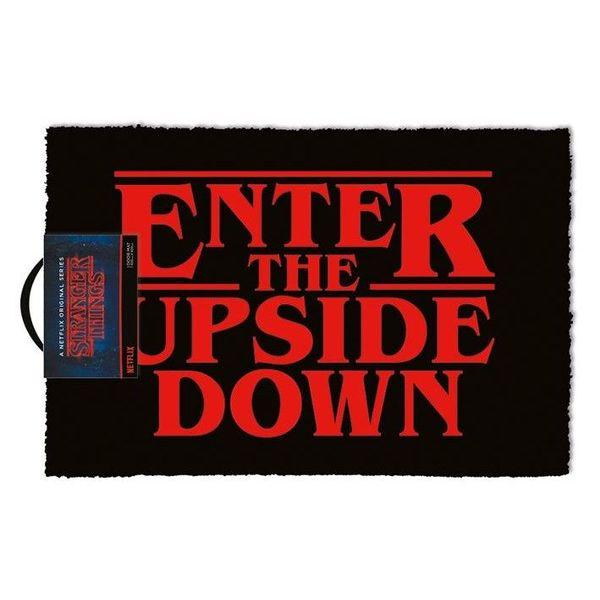 Stranger Things Enter The Upside Down - Doormat