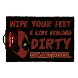 Deadpool Dirty - Deurmat