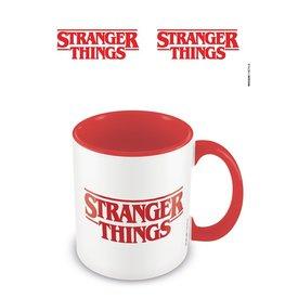 Stranger Things Logo Red - Mok