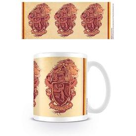 Harry Potter Gryffindor Lion Crest - Mug