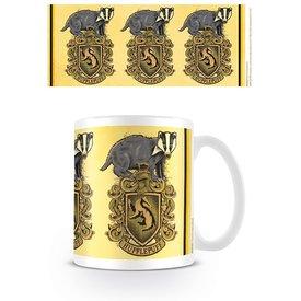 Harry Potter Hufflepuff Badger Crest - Mug