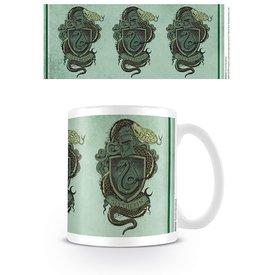 Harry Potter Slytherin Snake Crest - Mug
